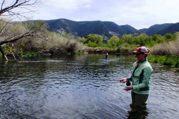 Montana fly fishing montana troutfitters for Montana fly fishing report