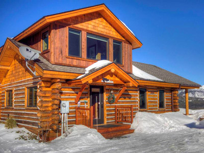 Big Sky Luxury Cabin